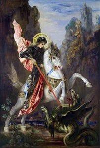 Oração de São Jorge para proteção dos inimigos