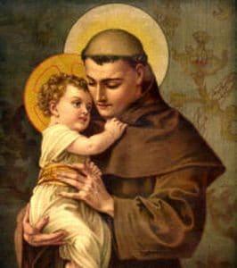 Oração de Santo António para chamar alguém