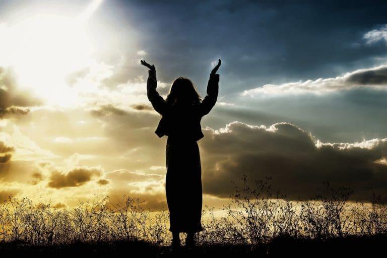 Oração para acalmar marido
