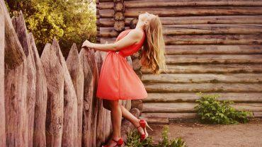 Sonhar com vestido vermelho