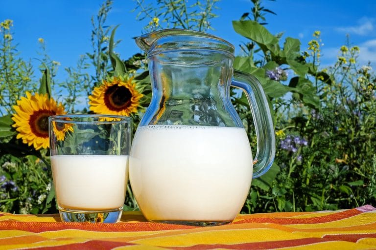 Sonhar com leite materno