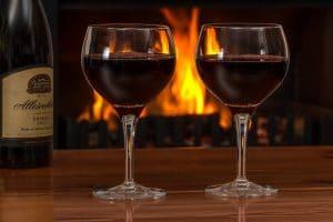 O que significa sonhar com vinho