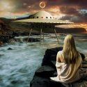 Sonhar com disco voador