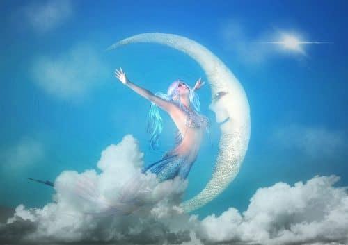 O que significa sonhar com sereia