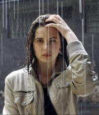 Banho de chuva