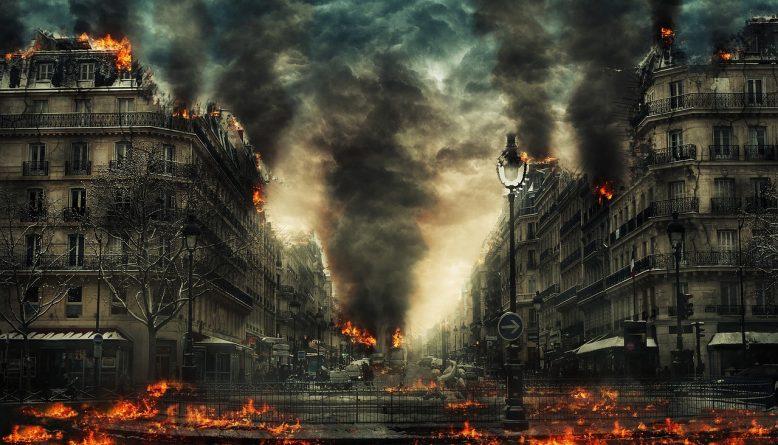 Sonhar com o fim do mundo