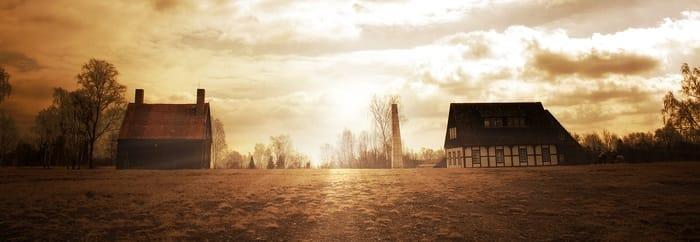 O que significa sonhar com casa velha?