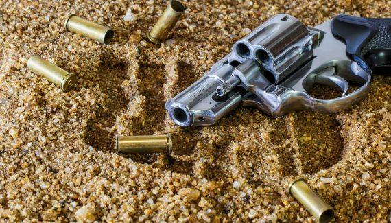Sonhar com arma de fogo