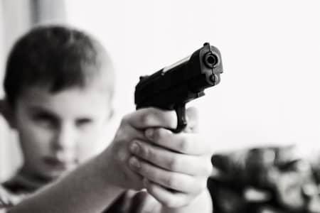 O que significa sonhar com arma de fogo