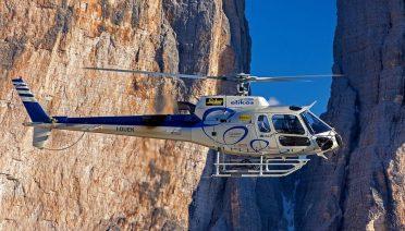 Sonhar com helicóptero