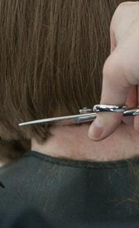 próprio cabelo
