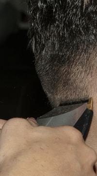 cabelo de homem curto
