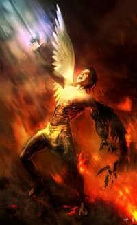 Oração para Lucifer