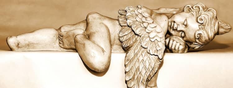 Anjo da guarda pessoa amada