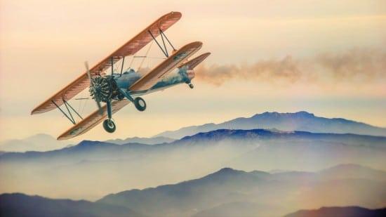 O que significa sonhar com viagem de avião