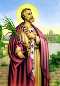 Oração para a pessoa te pagar com São Pedro