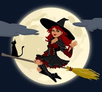 Sonhos com bruxas
