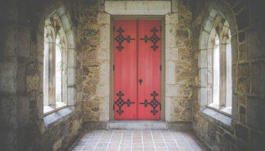 Sonhar com porta