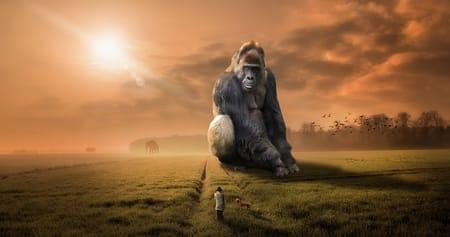 Macaco gigante