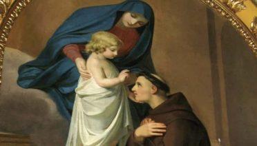 Oração de Santo Antônio pequenino