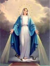 Oração virgem maria a filho doente