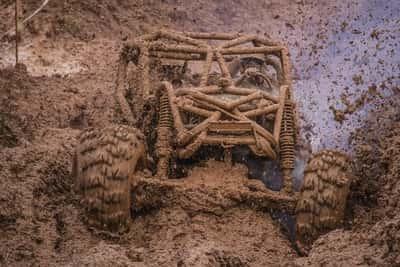 Estrada de lama